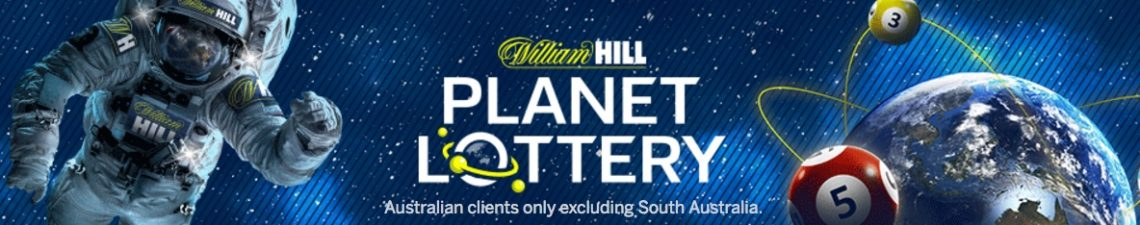 William Hill Planet Lottery