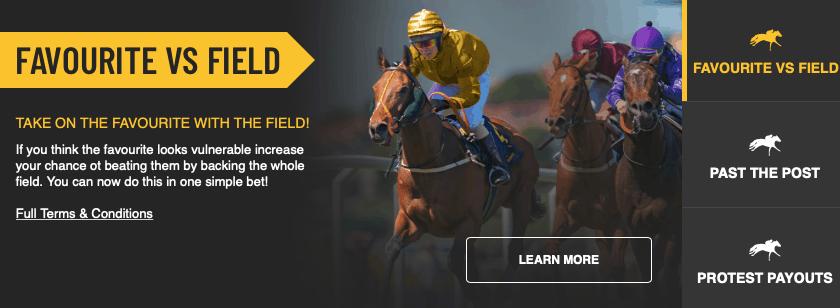 Bookmaker.com.au horse racing promotions